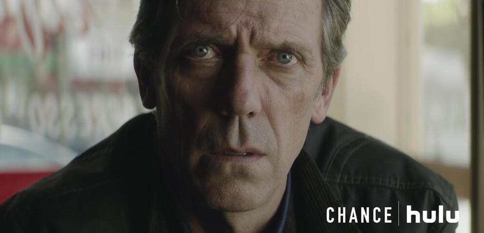Trailer zur 1. Staffel von Chance mit Hugh Laurie