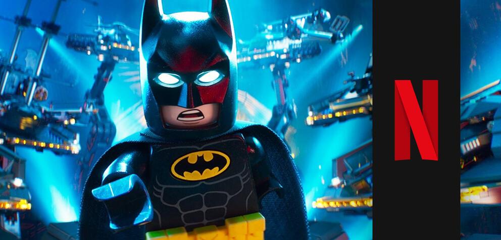 Jetzt auf Netflix: The Lego Batman Movie
