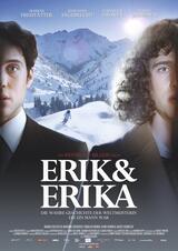 Erik & Erika - Poster