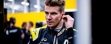 Nico Hülkenberg - In Staffel 2 verliert er seinen Sitz bei Renault