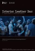 Interior. Leather Bar. Poster