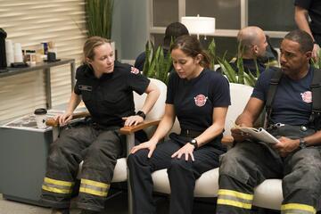 Grey's Anatomy-Spin-off: Station 19