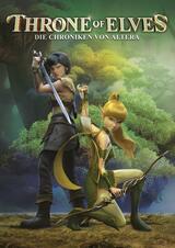 Throne of Elves - Die Chroniken von Altera - Poster