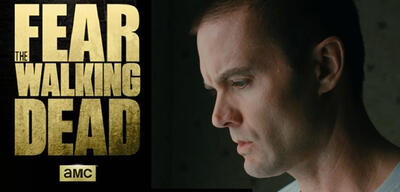 AMC-Logo Fear the Walking Dead / Garret Dillahunt im Veteranen-Drama Oliver Sherman