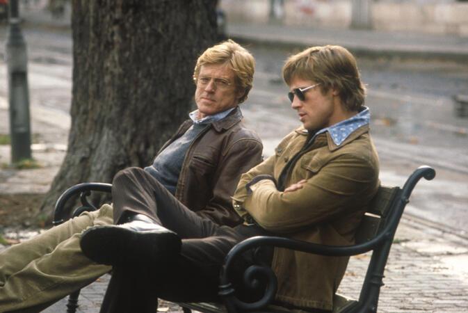 Spy Game - Der finale Countdown mit Brad Pitt und Robert Redford