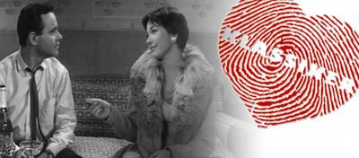Zusammen ist man weniger allein: C.C. Baxter und Miss Kubelik.