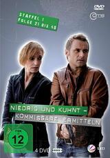 Niedrig und Kuhnt - Kommissare ermitteln - Poster