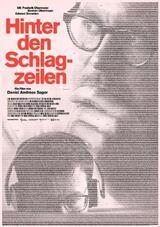 Hinter den Schlagzeilen - Poster