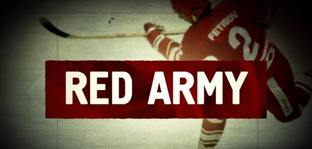 Hartes Eishockey in Red Army