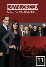 Law & Order: New York - Staffel 11 - Poster