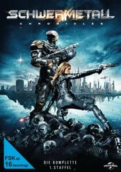 Schwermetall - Poster