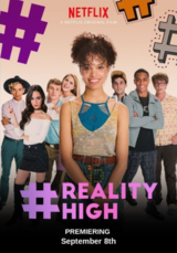#realityhigh - Poster