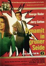 Dynamit in grüner Seide - Poster