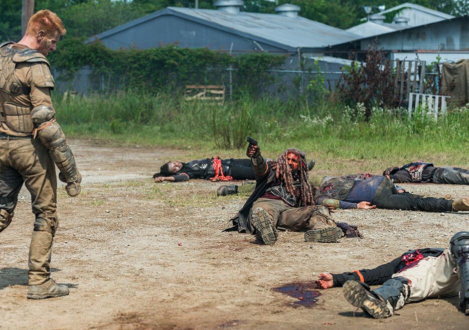 Walking Dead Staffel 8 Stream