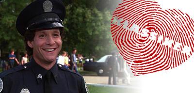 Steve Guttenberg in Police Academy 1