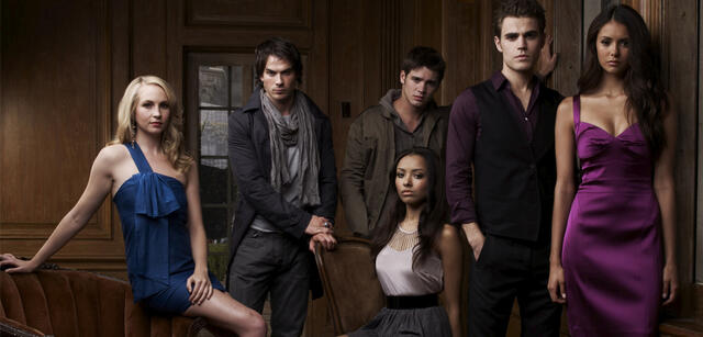 Vampire Diaries Serien Stream English
