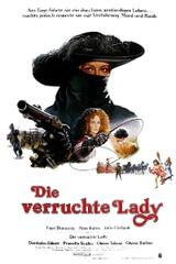 Die verruchte Lady - Poster