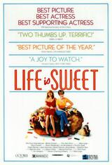 Life Is Sweet - Poster