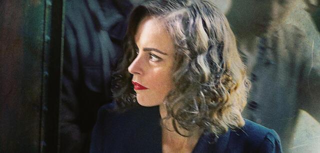 Nina Hoss auf dem Poster von Phoenix