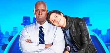 Bild zu:  Captain Holt ist sichtlich begeistert über das Startdatum der 6. Staffel