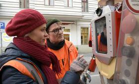 Die Drei von der Müllabfuhr - Dörte muss weg mit Inez Bjørg David, Rainer Strecker und Jörn Hentschel - Bild 15