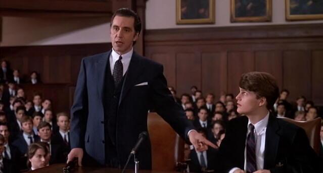 Der Duft der Frauen mit Al Pacino und Chris O'Donnell