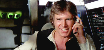 Bild zu:  Harrison Ford als Han Solo
