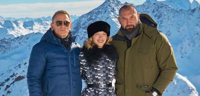 Hoch auf dem Berg: Der Cast von Spectre