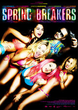 Spring Breakers - Poster