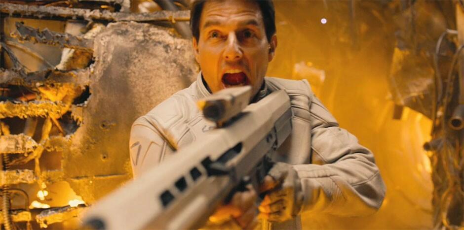 Oblivion mit Tom Cruise
