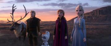 Die Frozen-Helden gehen diesmal auf große Reise