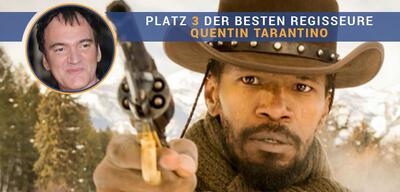 Der beste Regisseur aller Zeiten - Platz 3: Quentin Tarantino