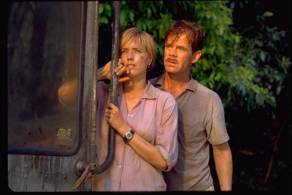Jurassic Park III mit William H. Macy
