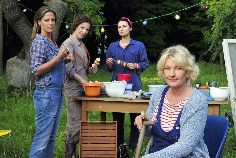 Die Dienstagsfrauen: Zwischen Kraut und Rüben