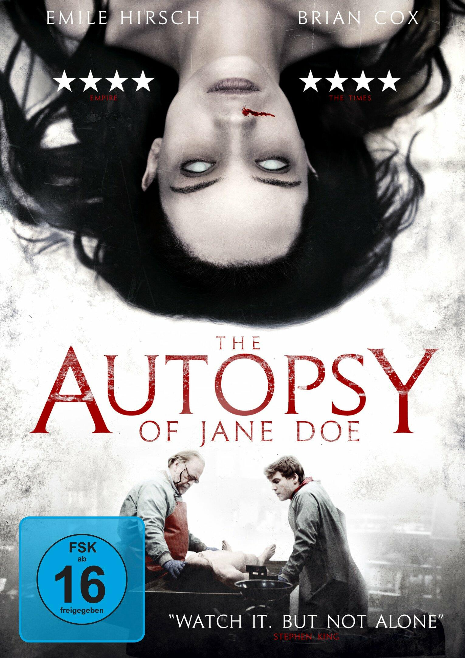 The Autopsy of Jane Doe | Film 2016 | moviepilot.de