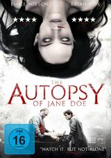 The Autopsy of Jane Doe - Poster