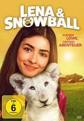 Lena & Snowball – Kleiner Löwe, großes Abenteuer Poster