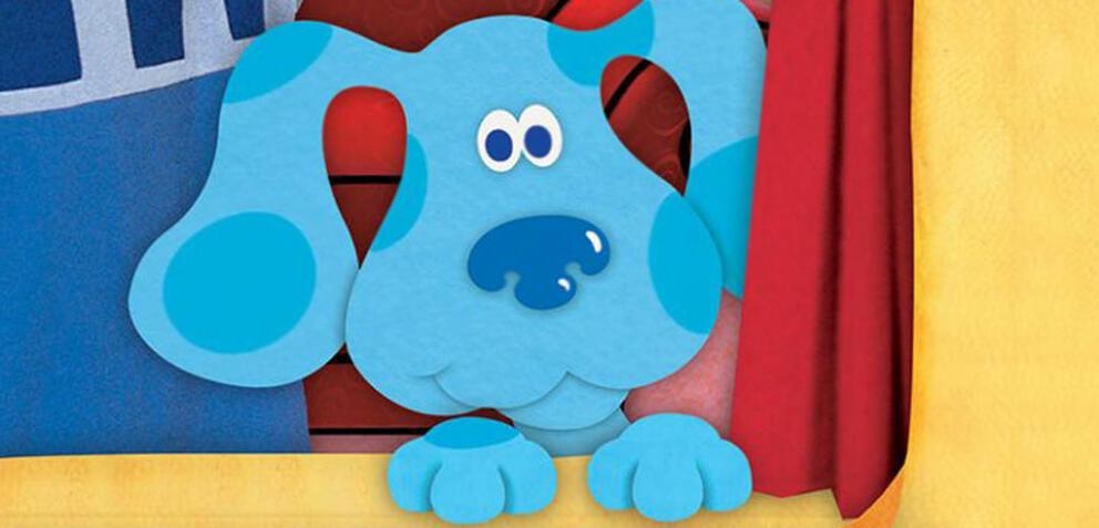 Blue's Clues - Blau und schlau