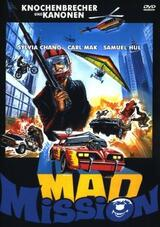 Mad Mission - Poster