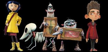 Bild zu:  Die wichtigsten Figuren des Laika-Studios