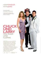 Chuck und Larry - Wie Feuer und Flamme - Poster