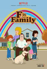 F is for Family - Staffel 1 - Poster