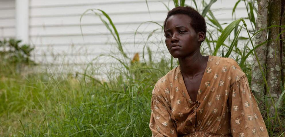 Lupita Nyong'o in 12 Years a Slave