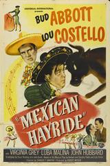 Abbott und Costello im Lande der Kakteen - Poster