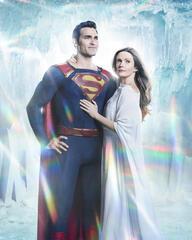 Superman und Lois Lane im Arrowverse