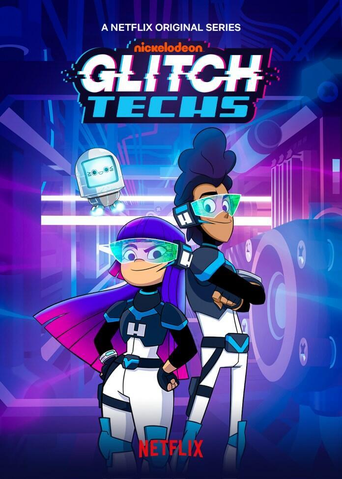 Glitch Serie Staffel 2