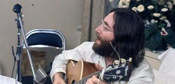 Bild zu:  John Lennon