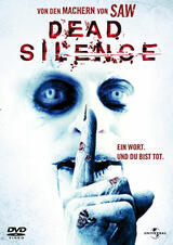 Dead Silence - Ein Wort. Und du bist tot. - Poster