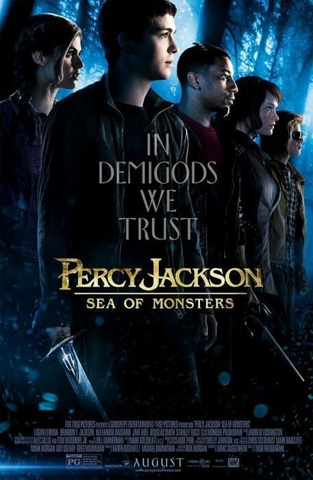 Percy Jackson 2: Im Bann des Zyklopen