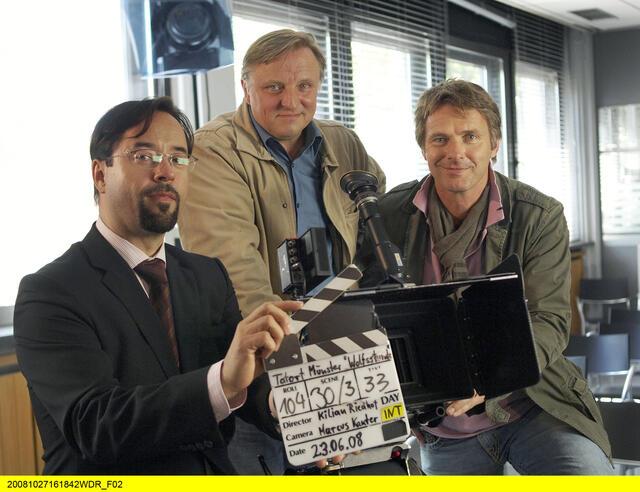 Jörg Pilawa in Tatort: Wolfsstunde